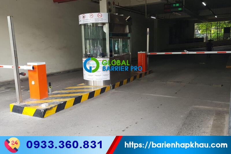 Lắp đặt bãi xe thông minh tại Vũng Tàu