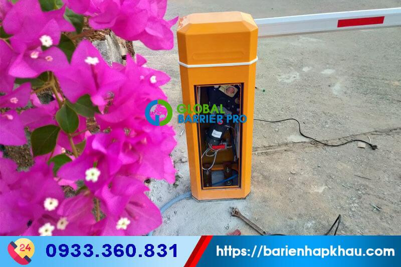 Xác định nguồn điện trước khi lắp đặt barrier sẽ tiết kiệm rất nhiều thời gian lắp đặt