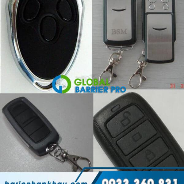 Cài đặt remote thanh chắn barrier tự động giá rẻ