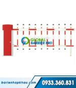Thanh chắn barrier tự động BS-206 cần rào thấp