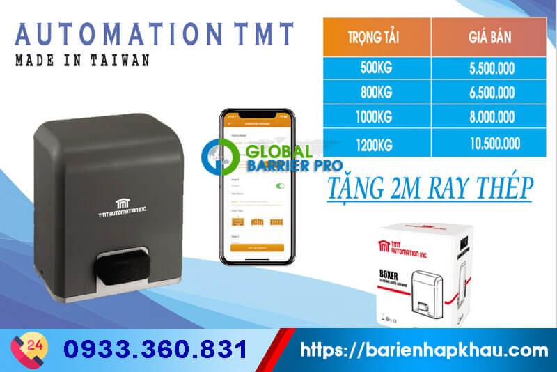 Giá motor cổng lùa tự động Đài Loan TMT