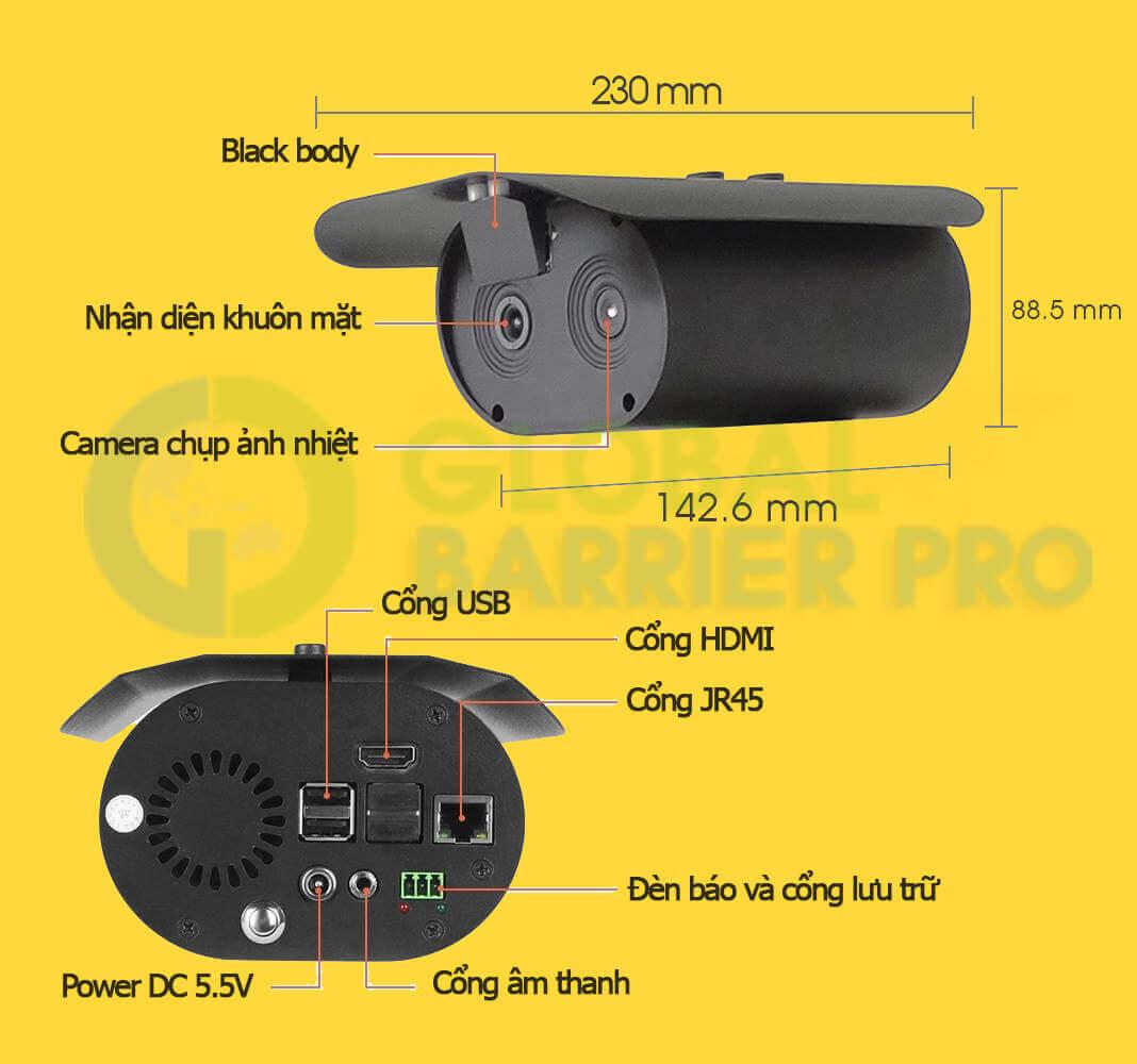 camera đo thân nhiệt hiệu quả nhất hiện nay